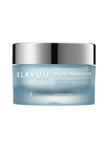 Klavuu Klavuu Blue Pearlsation Marine Kolajen Aqua Cilt Kremi 50ml Renksiz